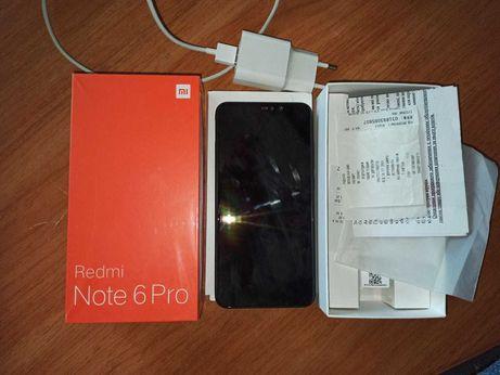 Телефон Xiaomi Redmi Note 6 Pro 3/32