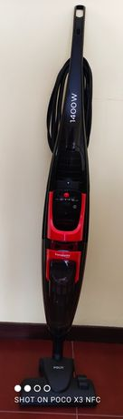 Aspirador vertical POLTI SE110 + aquecedor halogéneo SINGER