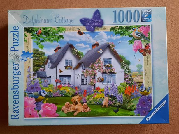 Puzzle Ravensburger kompletne