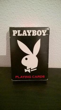 Baralho de cartas Playboy NOVO