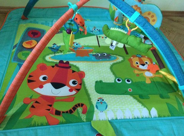 Развивающий коврик тини лав tiny love city safari