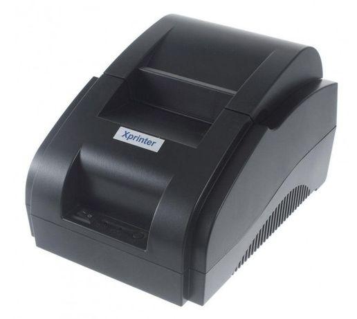 Чековый принтер, термопринтер xprinter XP-58 USB