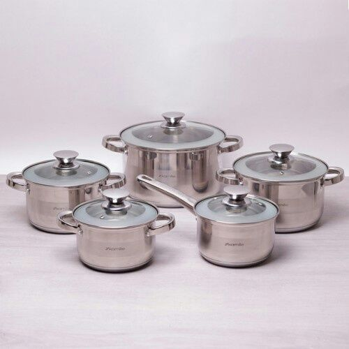 Продам набор высококачественной посуды Сумы - изображение 1