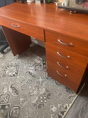 Письменный стол+полочка