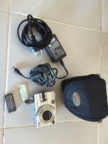 Máquina fotográfica Sony V1