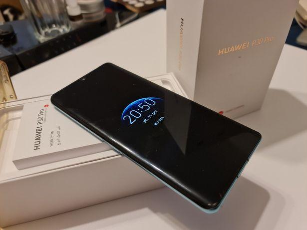 Telefon P 30 Pro 8/256 Aurora na gwarancji