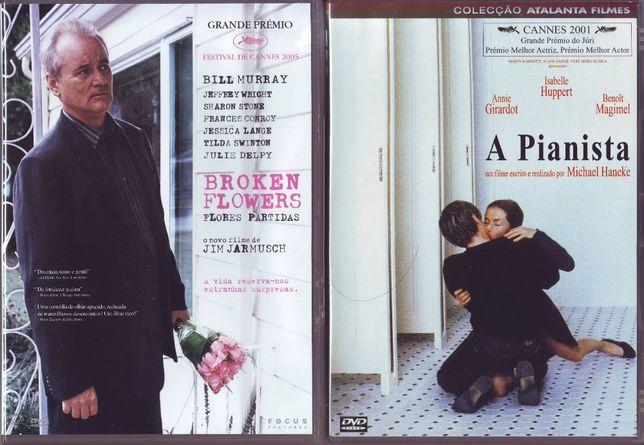 Dvd's - Jim Jarmusch + Michael Haneke