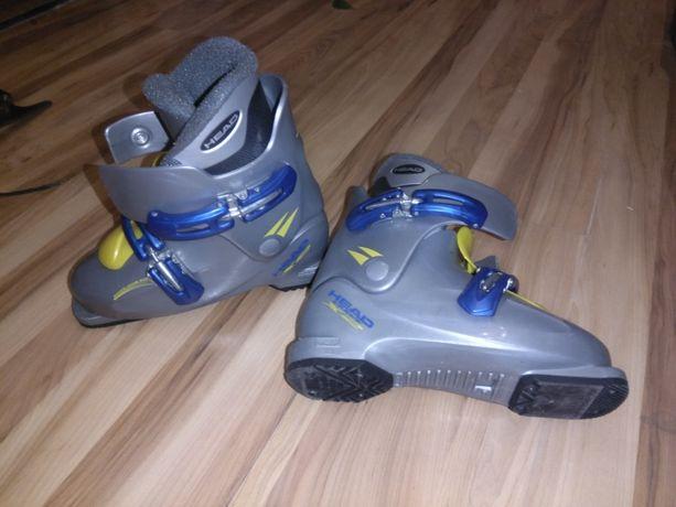 Buty narciarskie dziecięce Head