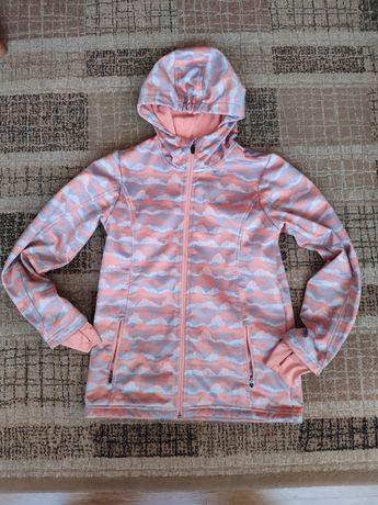 Soft shell Crivit rozmiar 146-152. Dla dziewczynki 10-12 lat.