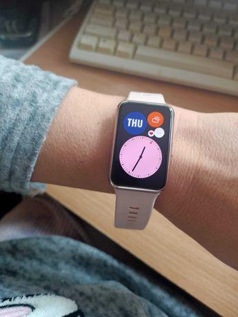 Smartwatch huawei watch fit różowy