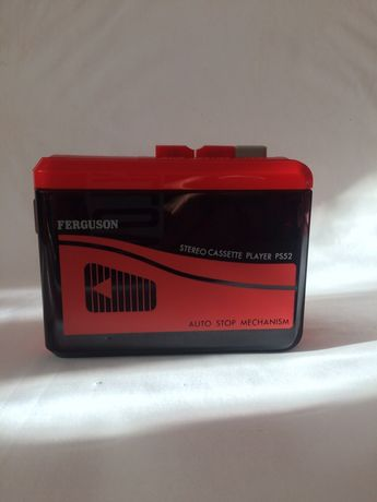 Новый кассетный плеер FERGUSON P552