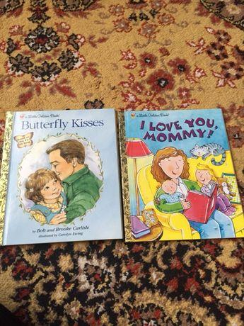 A little golden book, книги на английском языке для детей