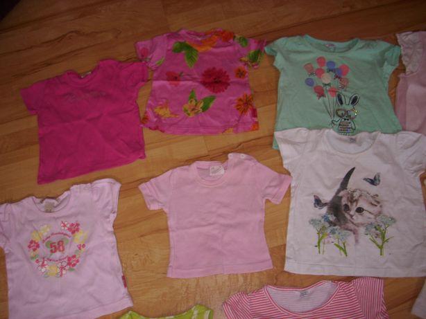 bluzki dla dziewczynki