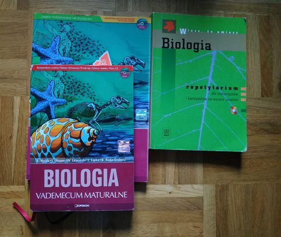 Książki matura rozszerzona z biologii repetytorium
