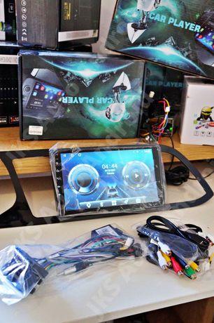 AutoRadio P/ Seat Leon 3 Android 10 -2G/16Gb/32Gb/128G+Câmera/GPS_ Wif
