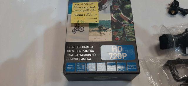 Kamerka sportowa Grundig HD 720 P - Lombard Madej Girlce -