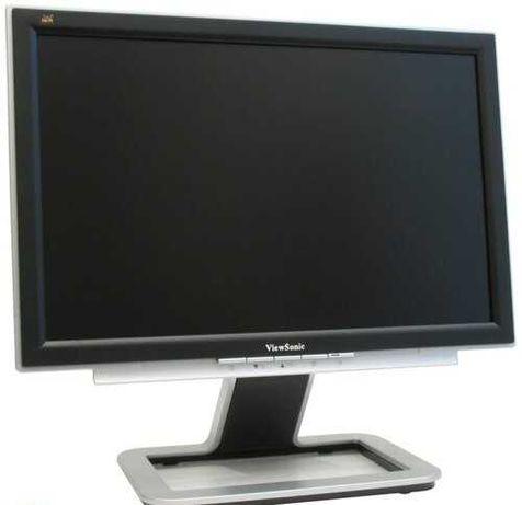 """Монитор ViewSonic VX2025wm 20"""" 1680x1050 16:10 8мс DVI VGA + DVIкабель"""