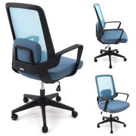 NOWY, SOLIDNY FOTEL (Krzesło) Biurowy, Komputerowy, GABINETOWY!!!