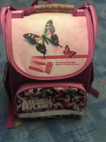 Рюкзак девочка 1 класс