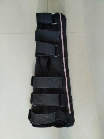 Ортез шина з ребрами жосткості