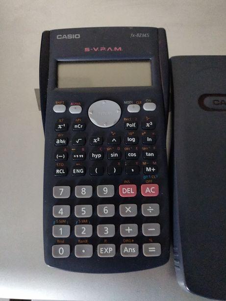 Máquina calcular cientifica Casio