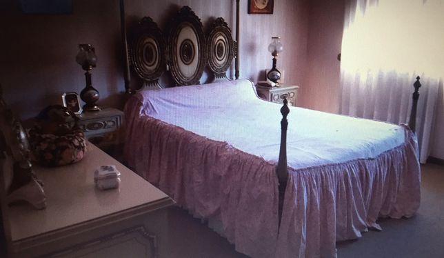"""Mobilia de quarto """"vintage/provençal"""""""