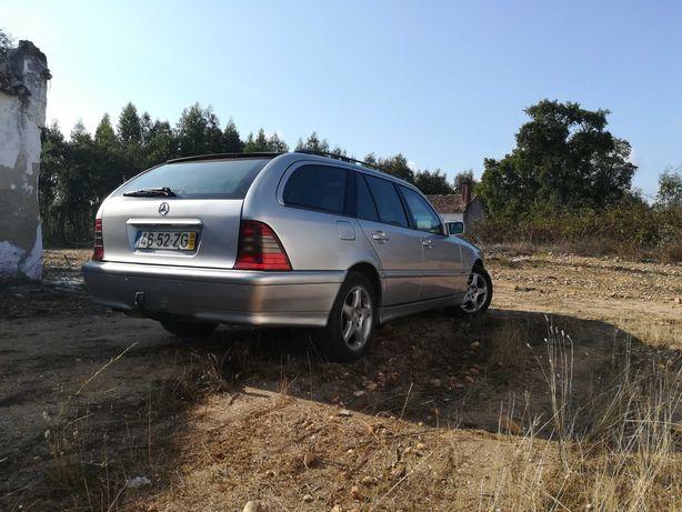 Mercedes w202 c220 cdi