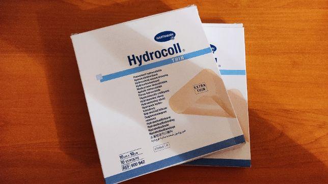 Гідроколоїдна пов'язка Hartmann Hydrocoll Thin 10 x 10 см, гідрокол .1