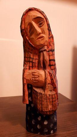 Stara rzeźba ludowa