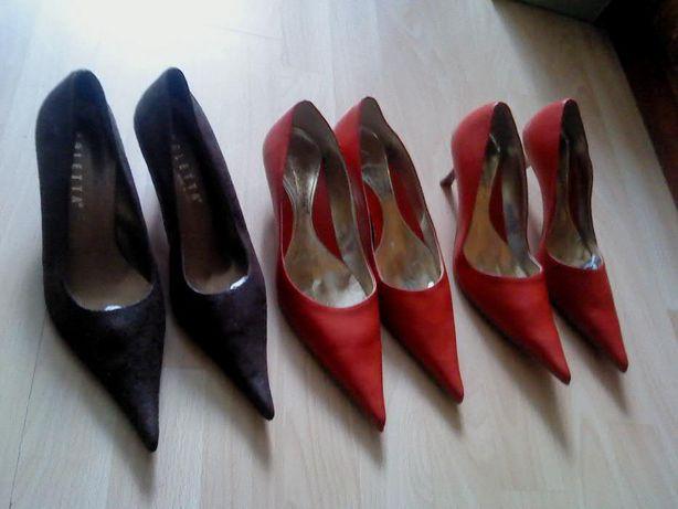 śliczne włoskie buty