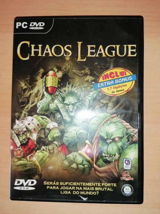 Jogo PC - Chaos League (Optimo estado) Parque das Nações - imagem 1