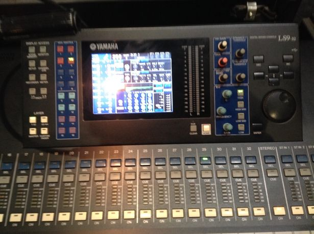 Mikser Yamaha LS-9 32