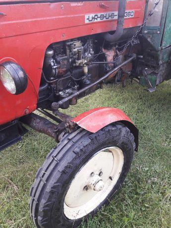 Traktor od pierwszego właściciela c 360 c 4011 oc ważne