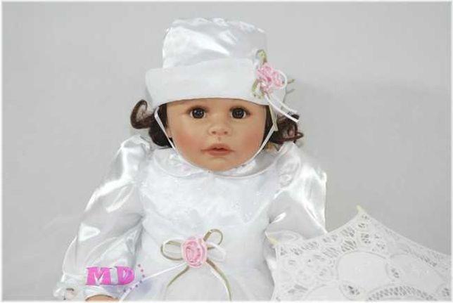 Likwidacja sklepu sukienka do chrztu, na chrzest 6szt., Baby Colibra