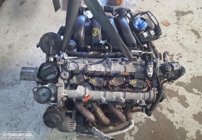 Motor VW Golf V / Passat / Jetta / Audi A3 8P 1.6 16 Fsi Ref. BLF