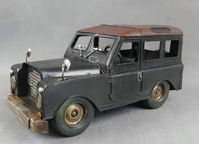 Duży JEEP metalowy pojazd auto 33,5 cm