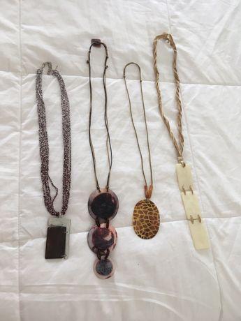 4 colares