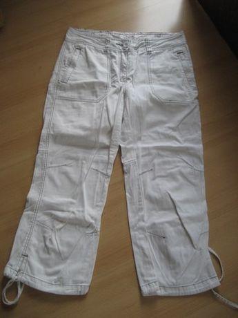 super spodnie stebnowane 7/8 42