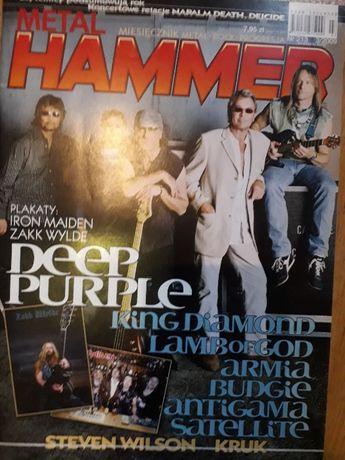 рок издание METAL HAMMER,польша