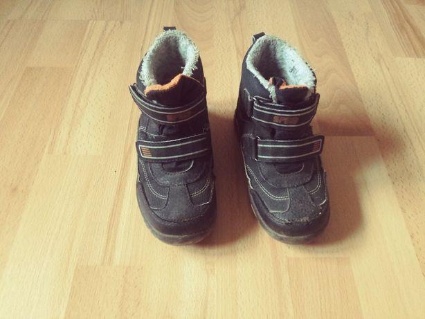 Zimowe buty dla chłopca rozm. 26