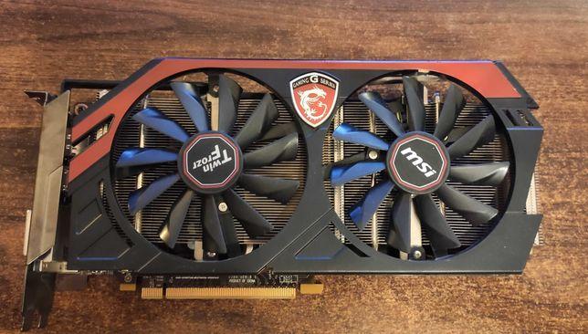 MSI GeForce GTX760 2GB 256bit Twin Frozr |Kod 43|