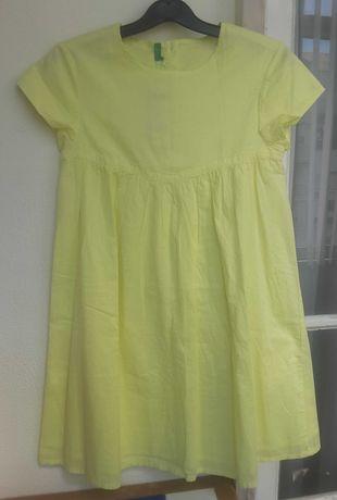 Vestido de Menina Benetton (NOVO!) - 11/12 Anos