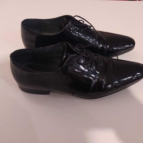 Buty pantofle męskie