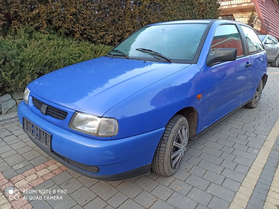 Seat Ibiza 1997 rok klima Stary Sącz - image 1