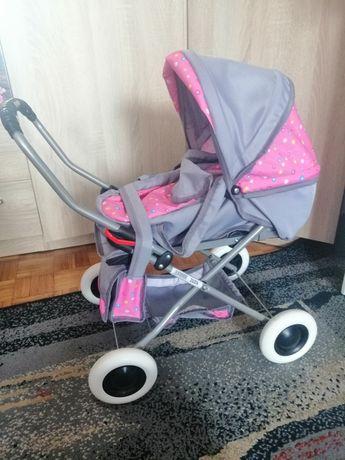 Wózek dla lalek Zuzia