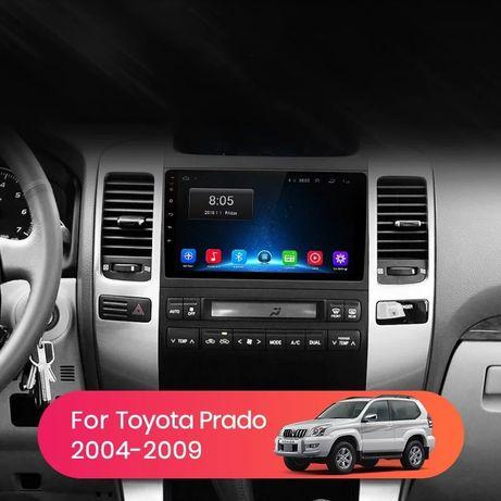 Автомагнитола Toyota prado 120 , Lexus GX470 android