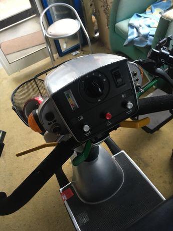 Cadeira rodas usada