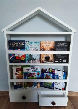 Półka na książki dome