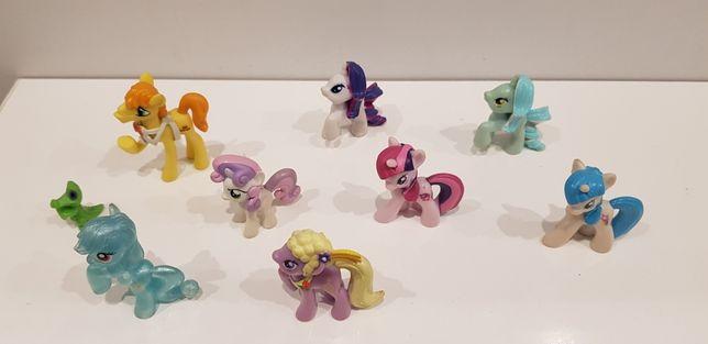 My Little Pony 12 szt. Figurki na sprzedaż.
