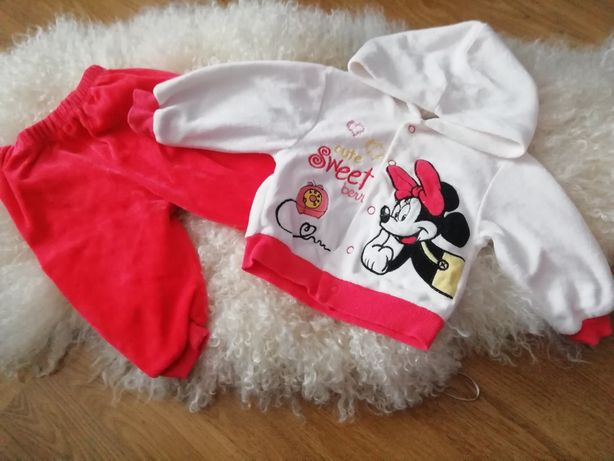 Dres Disney Minnie Mouse rozmiar 74